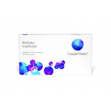 Biofinity Multifocal - 6 Lens Pack